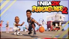 NBA Playgrounds 2 - a 2K Games lett az új kiadó, a játék címe is megváltozott kép