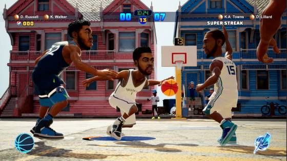 NBA 2K Playgrounds 2 infódoboz