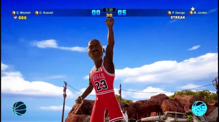 NBA 2K Playgrounds 2 - bekerült a cross-play, szinte mindenki együtt játszhat bevezetőkép