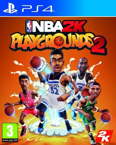 NBA 2K Playgrounds 2 kép