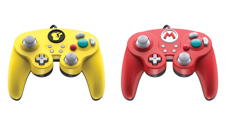 Vadonatúj, GameCube-os kontrollerek jönnek Nintendo Switchhez bevezetőkép