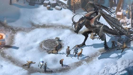 Pillars of Eternity II: Beast of Winter infódoboz