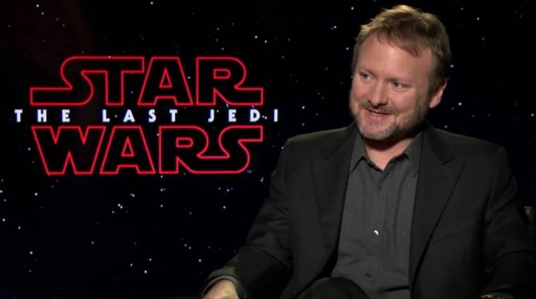 Mégsem olyan biztos a Rian Johnson-féle Star Wars trilógia sorsa? bevezetőkép