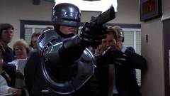 RoboCop Returns - dörzsölhetjük a tenyerünket az új Robotzsaru korhatárbesorolása láttán kép