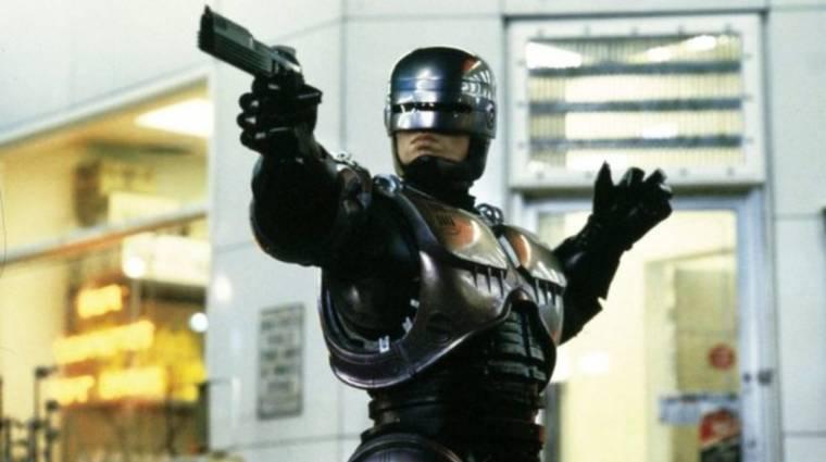 RoboCop Returns - új rendezővel élesztik újra a projektet bevezetőkép
