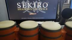Sekiro: Shadows Die Twice - az egyik streamer bongókkal vitte végig kép