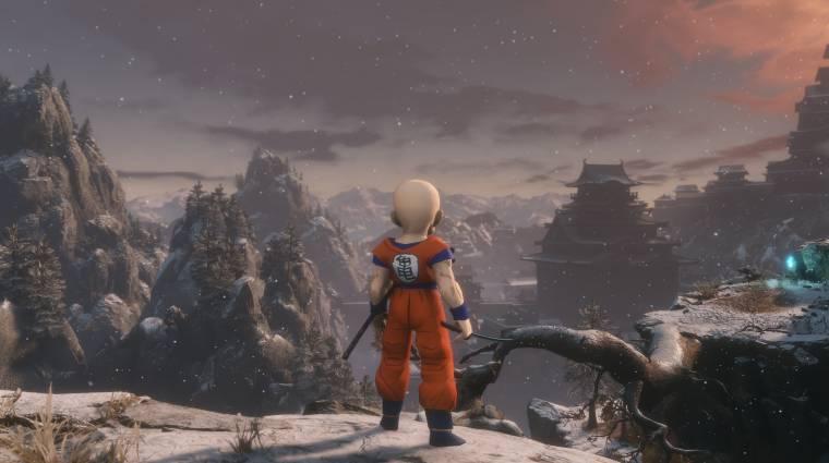 Sekiro: Shadows Die Twice - egy moddal a Dragon Ball Krillinjét is irányíthajtuk bevezetőkép