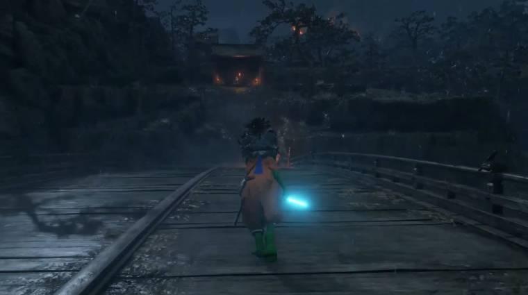 A Sekiro: Shadows Die Twice-ban már fénykarddal is kaszabolhatsz bevezetőkép