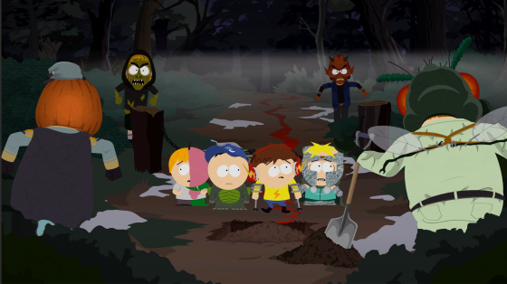 South Park: The Fractured But Whole – Bring the Crunch infódoboz