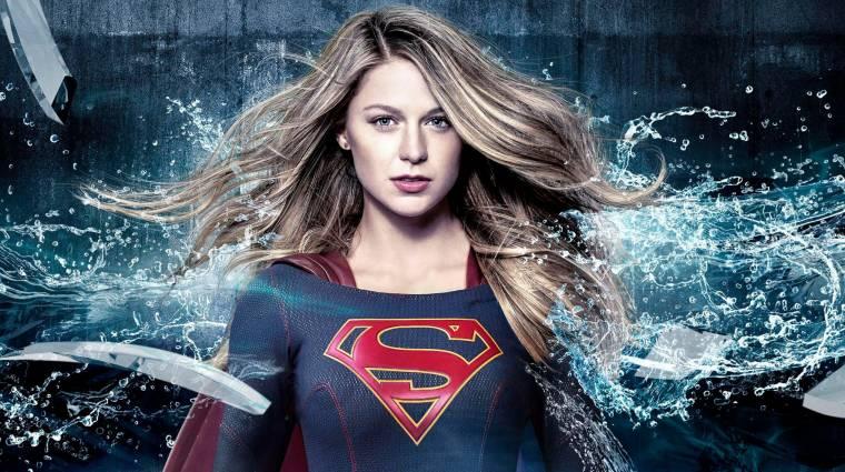 Íme az első kép Supergirl új jelmezéről a sorozatban kép