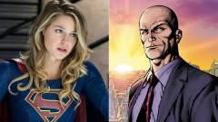 Lex Luthor bemutatkozik a Supergirl 4. évadában kép