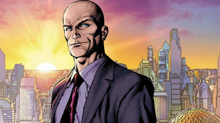 Supergirl - meglepő, hogy ki lesz Lex Luthor kép