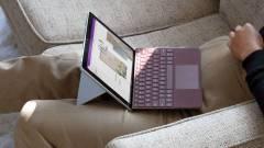 Nagyobb kijelzőt és vékonyabb kávát kap a Surface Go 2 kép