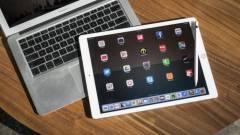 Szintet lép az iPad kép