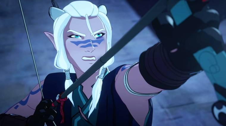 Comic-Con 2018 - Első előzetesen a The Dragon Prince kép