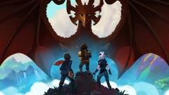 Sorozatajánló: The Dragon Prince kép