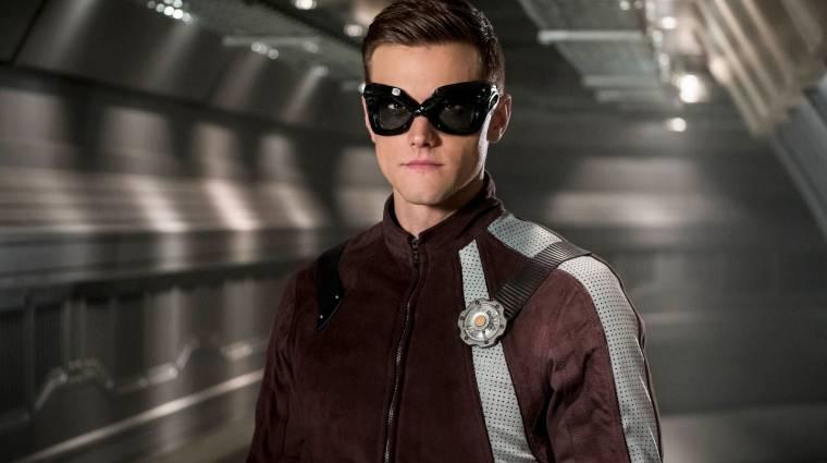 Kirúgták a Flash - A Villám egyik visszatérő színészét kép