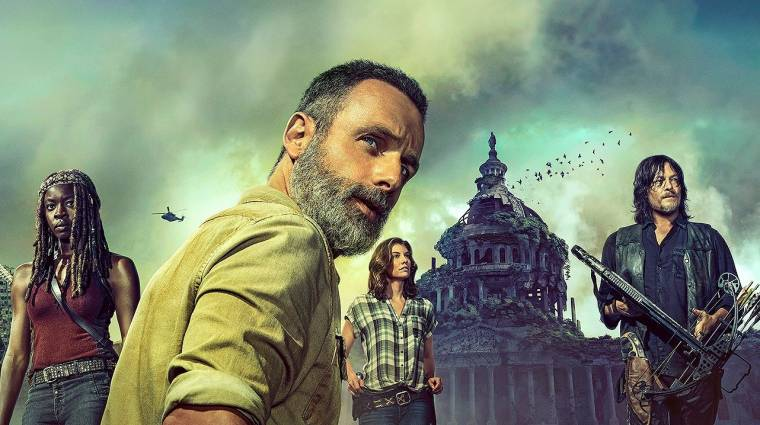 Comic-Con 2018 - itt az első kép és részletek a The Walking Dead 9. évadából kép