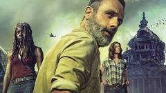 BRÉKING: Itt a The Walking Dead 9. évadának előzetese kép