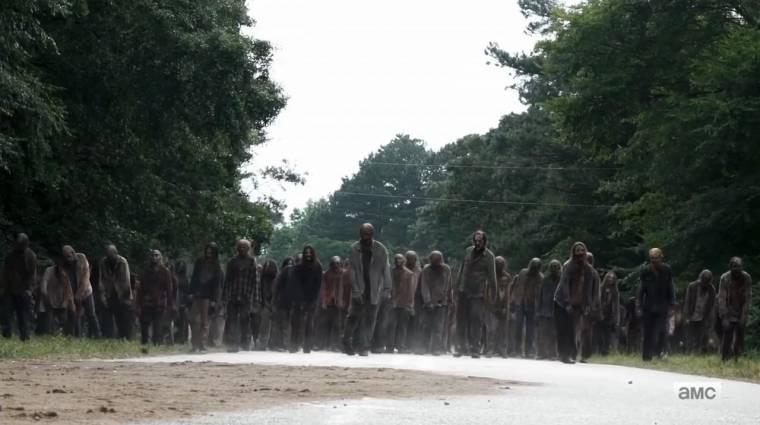 The Walking Dead - egy régi szereplő fog távozni a sorozat 10. évada után bevezetőkép