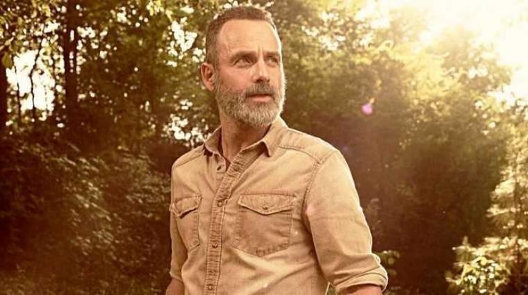 The Walking Dead - önálló filmekkel tér vissza Rick kép