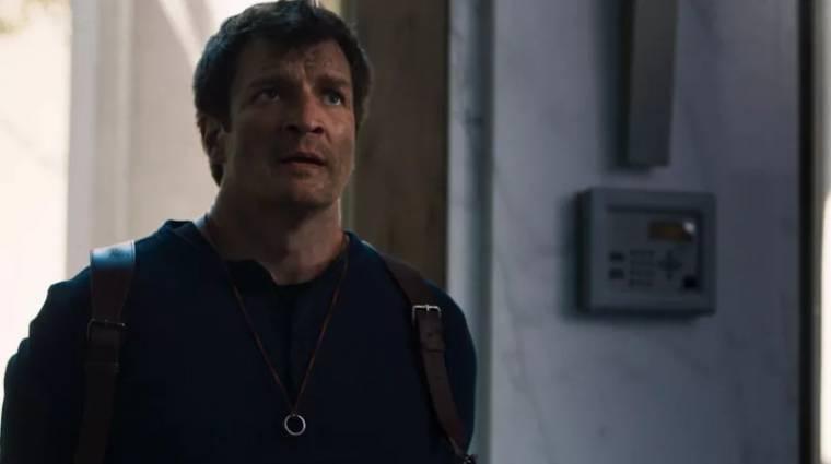 Uncharted rajongói filmet készítettek, Nathan Fillion a főszereplő bevezetőkép