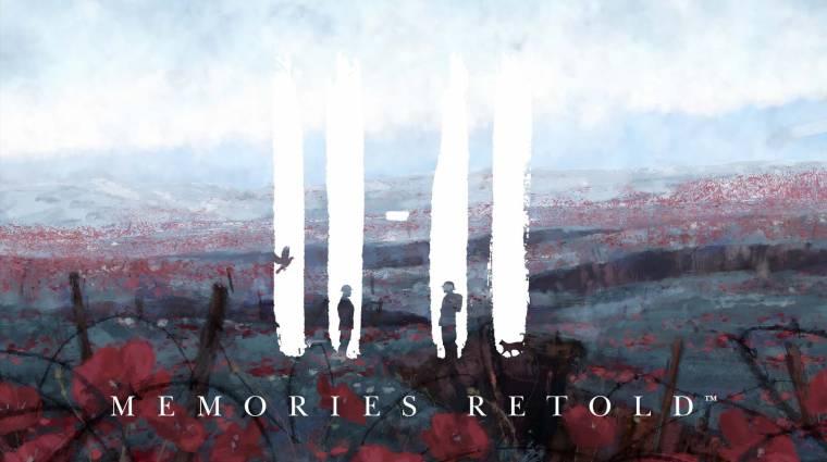 Gamescom 2018 - művészi alkotás lesz a 11-11: Memories Retold bevezetőkép