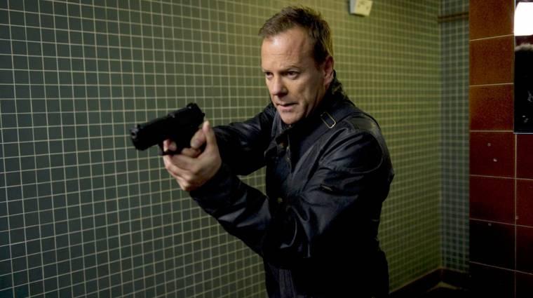 Ízelítőt kapott a Kiefer Sutherlanddel készült A szökevény sorozat kép
