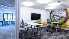 Átadták az SAP legújabb irodaépületét kép