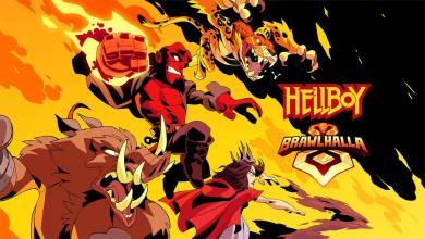 Brawlhalla – Hellboy karakterek is csatlakoznak a harcosokhoz