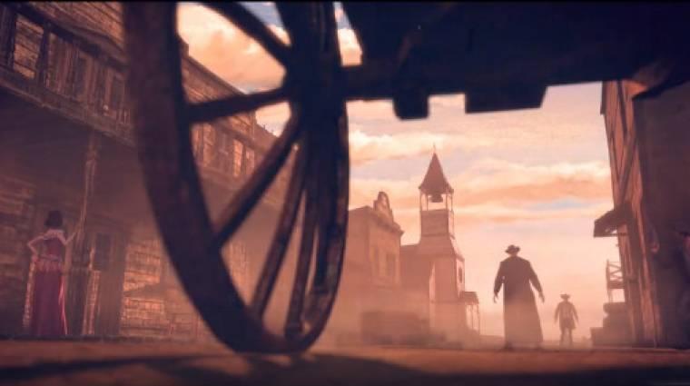 Gamescom 2018 - készül egy új Desperados játék bevezetőkép