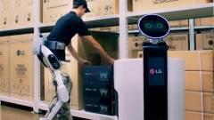 Ezt tudja az első intelligens viselhető robot kép