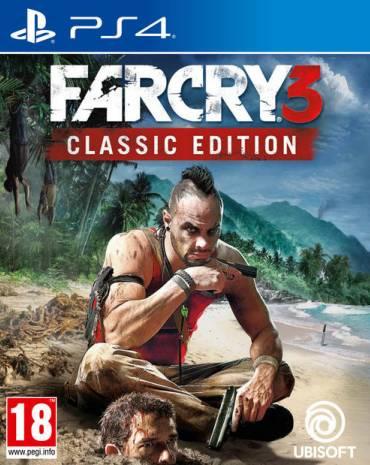 Far Cry 3 Classic Edition kép