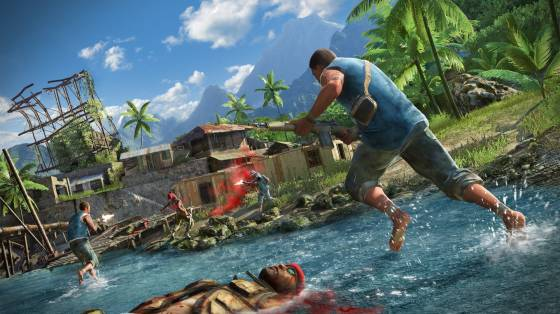 Far Cry 3 Classic Edition infódoboz