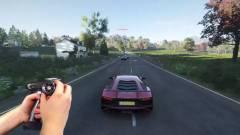 Távirányítóval kezeli a Forza Horizon 4-et egy kreatív rajongó kép
