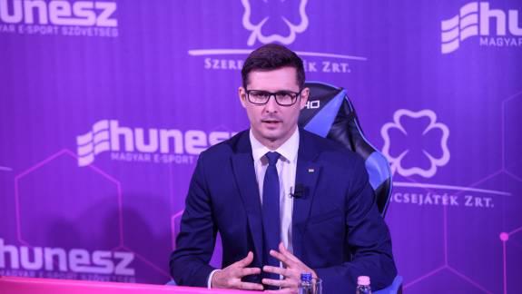 Stratégiai megállapodást kötött a Magyar E-sport Szövetség és a Szerencsejáték Zrt. kép