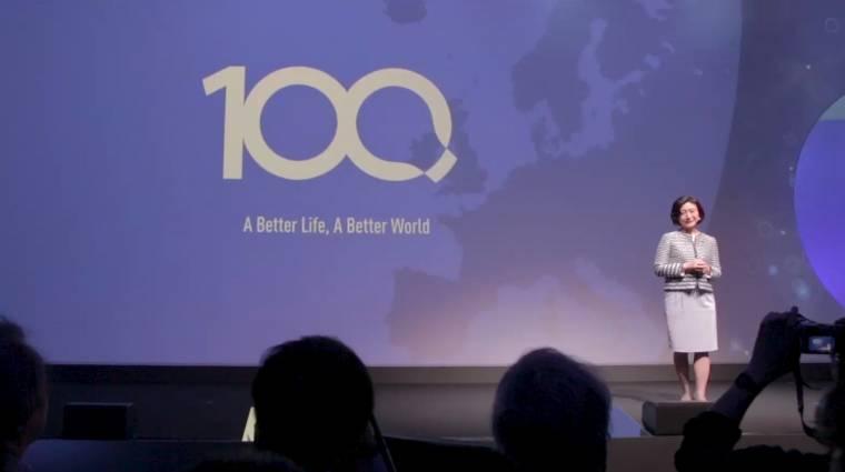 Meglátogattuk a 100 éves Panasonicot kép