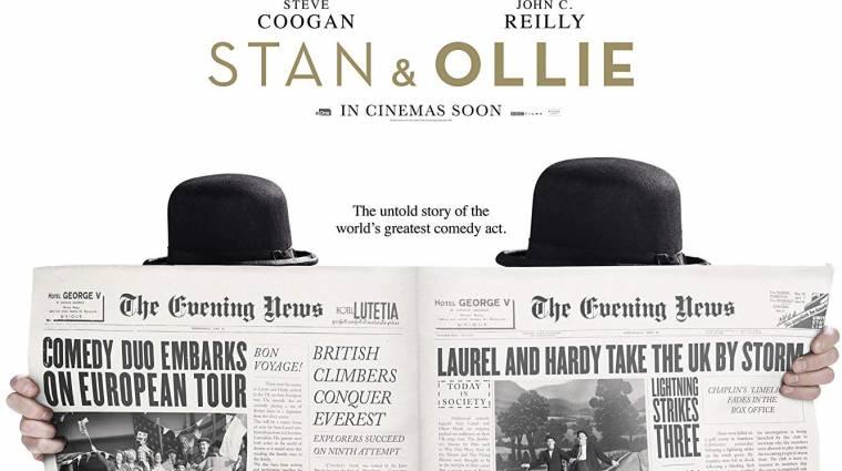 Megérkezett a Stan és Pan film első előzetese kép