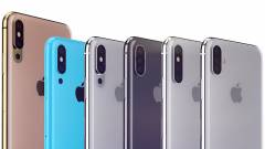 Három új iPhone érkezik idén, de ez is kevés lehet kép