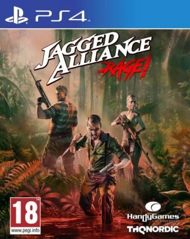 Jagged Alliance: Rage! kép