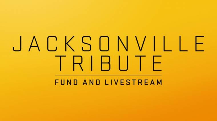 Ma lesz a jacksonville-i áldozatok tiszteletére szervezett jótékonysági stream bevezetőkép