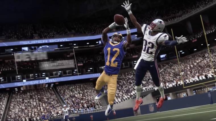 Madden NFL 19 - ismét megjósolta a játék, ki nyeri a Super Bowlt bevezetőkép