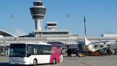 München másodszor – káosz a reptéren kép