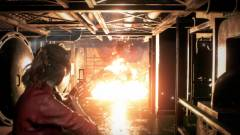 Gamescom 2018 - gameplay videót kapott a Resident Evil 2 kép