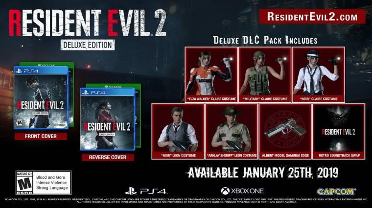 Resident Evil 2 Remake - mészároltál már zombikat noir stílusban? bevezetőkép