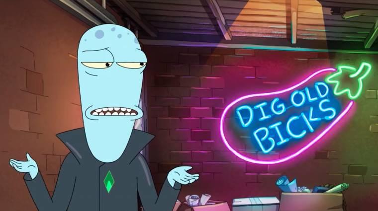 Ilyen lesz a Rick és Morty alkotójának új sorozata bevezetőkép