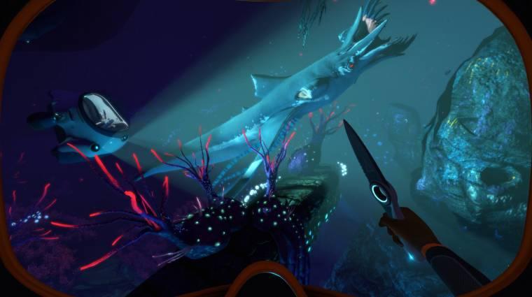 A Subnautica: Below Zero a vártnál több platformra is befuthat bevezetőkép