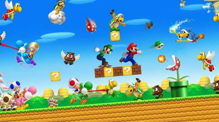 Nintendo Switchre is megjelenhet a New Super Mario Bros. U bevezetőkép