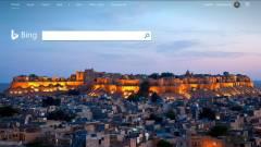 Szálláskeresésben nélkülözhetetlen a Bing kép