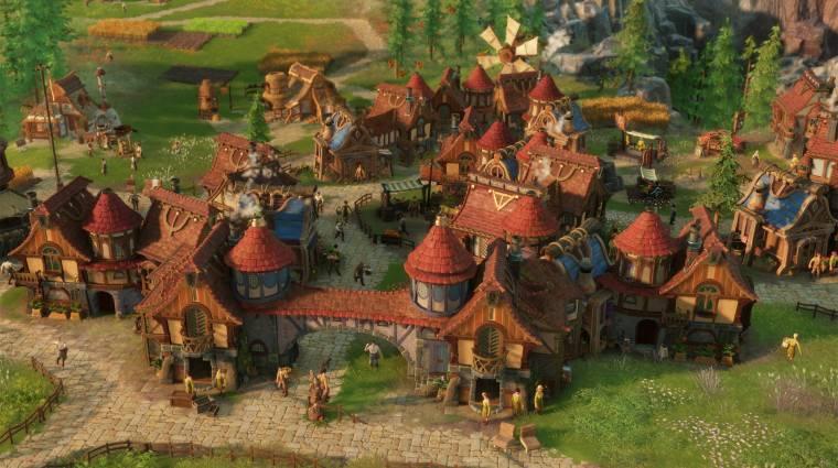Gamescom 2019 - jövőre csúszik a The Settlers megjelenése bevezetőkép